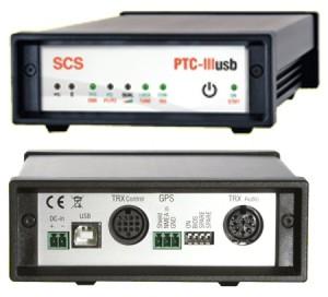 PTC-IIIusb Top and Bottom